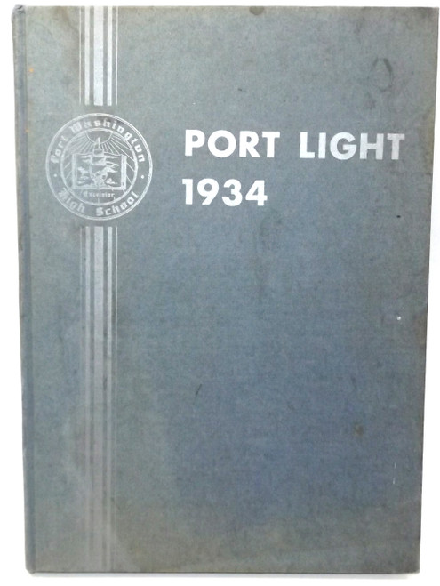 1934 Port Light - Port Washington High School Yearbook - Long Island, NY