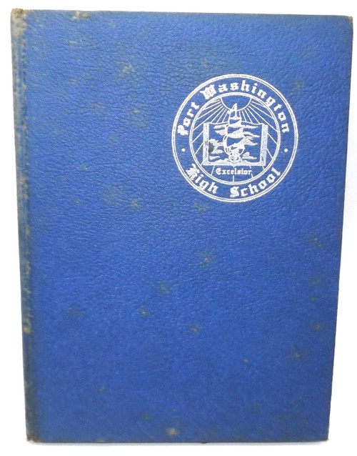 1937 Port Light - Port Washington High School Yearbook - Long Island, NY