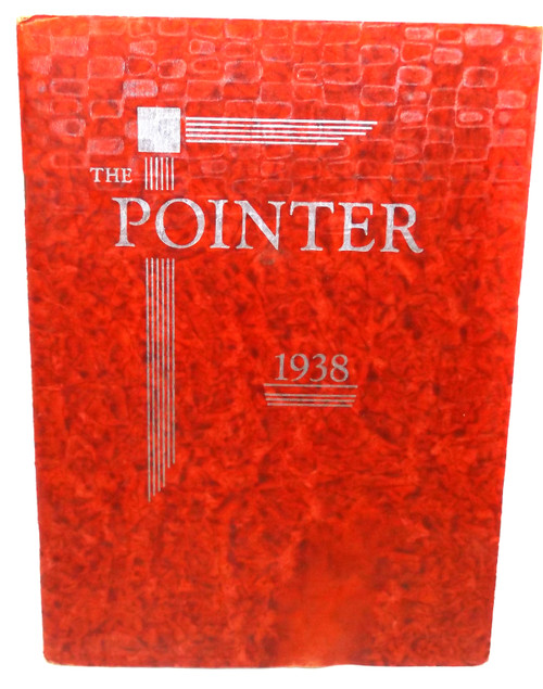 1938 The Pointer - Bemus Point High School Yearbook - Bemus Point, NY
