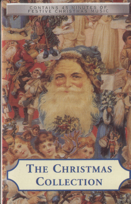 Various Artists: The Christmas Collection - Audio Cassette Tape
