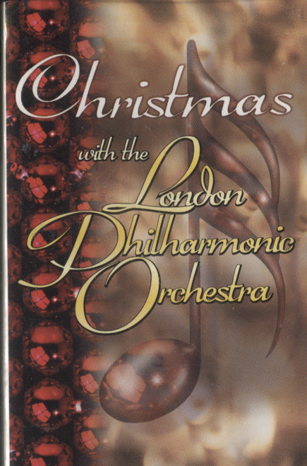 London Philharmonic Orchestra: Christmas with the London Philharmonic Orchestra -  Audio Cassette Tape