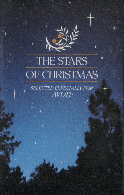 Various Artists: The Stars of Christmas, Avon Collector Album - Audio Cassette Tape