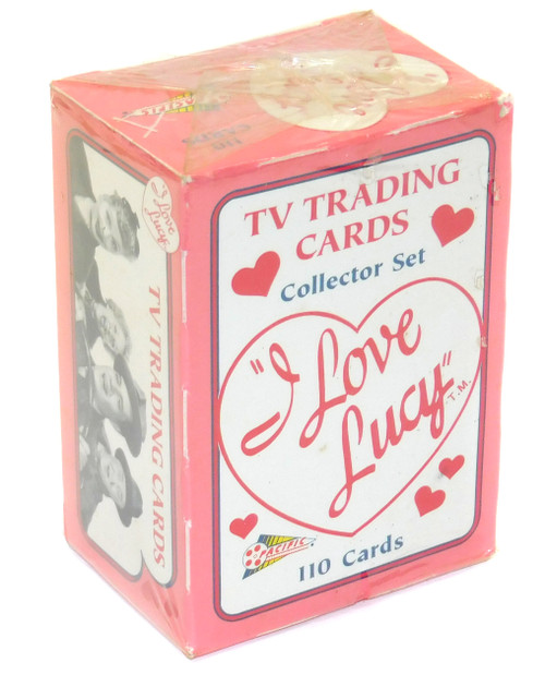 Vintage NOS 1991 Pacific TV Trading Card Set - I Love Lucy - Unopened Full Set