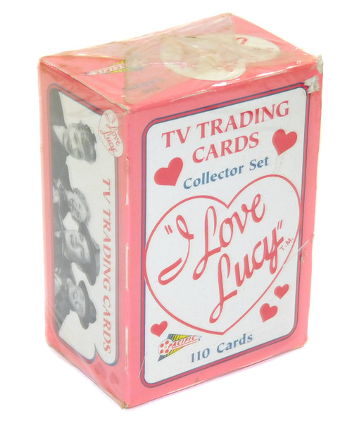 Vintage 1991 NOS Pacific TV Trading Card Set - I Love Lucy - Unopened Full Set
