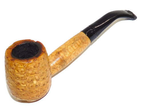 Vintage Unsigned Well Used Estate Corn Cob Tobacco Smoking Pipe