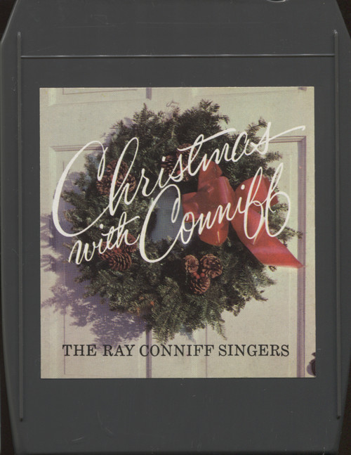 The Ray Conniff Singers: Christmas with Conniff - 8 Track Tape