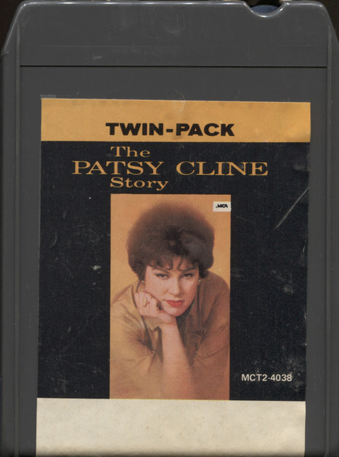 Patsy Cline: The Patsy Cline Story - Vintage 8 Track Tape