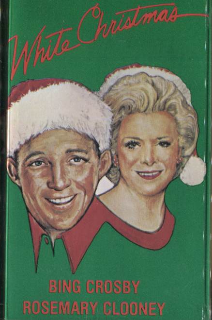 Bing Crosby and Rosemary Clooney: White Christmas - Audio Cassette Tape