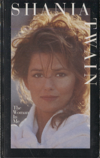 Shania Twain: The Woman in Me - Audio Cassette Tape