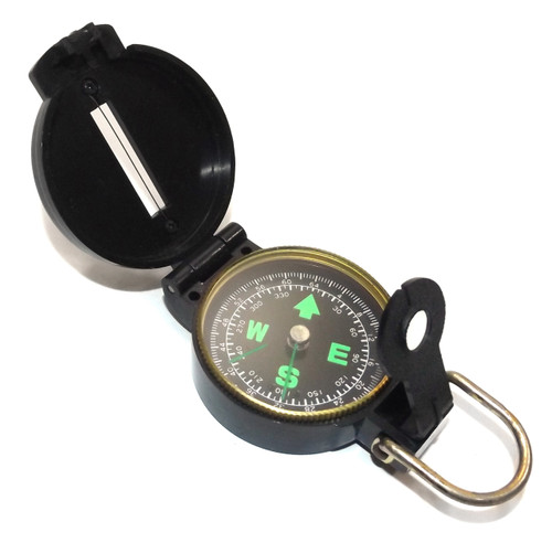 Vintage Engineer Directional Compass Folding with Sight