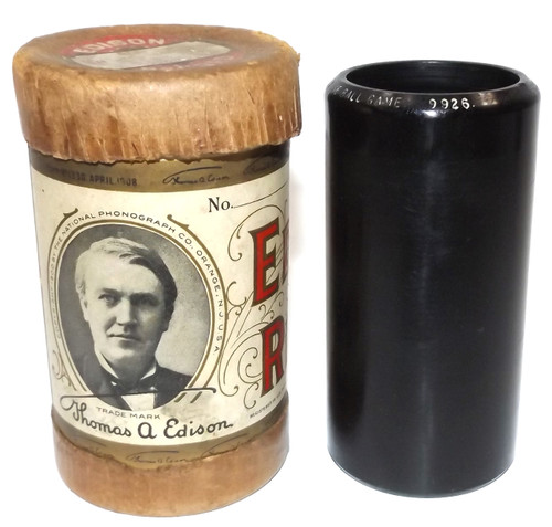 Edward Meeker: Take Me Out to the Ball Game - #9926 Edison Wax Cylinder Record