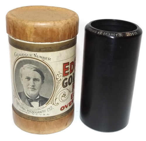 Steve Porter: Christmas Morning at Clancy's - #10030 Edison Wax Cylinder Record