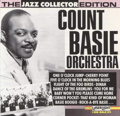 Count Basie Orchestra: The Jazz Collector Edition - CD / Compact Disc
