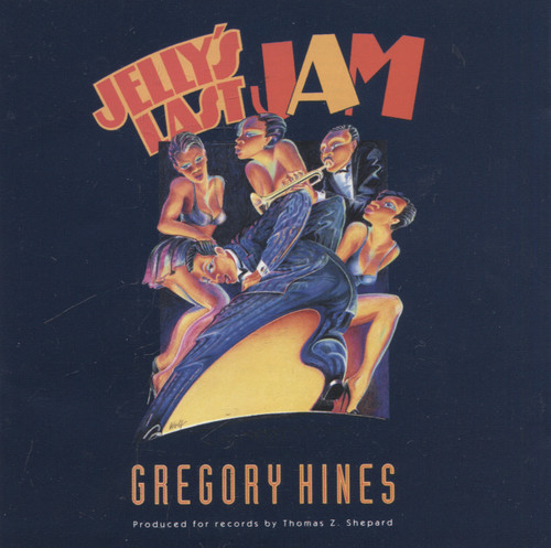 Gregory Hines: Jelly's Last Jam - CD / Compact Disc