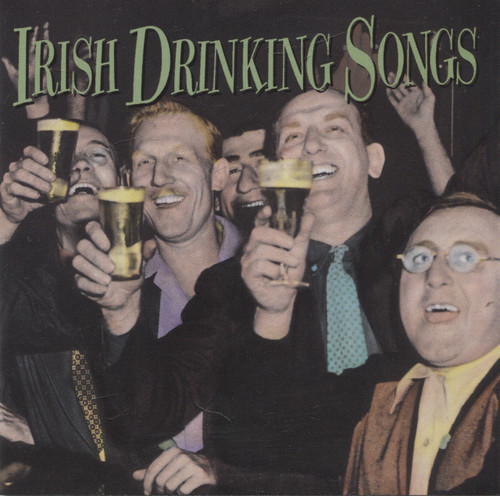 Various Artists: Irish Drinking Songs - CD / Compact Disc