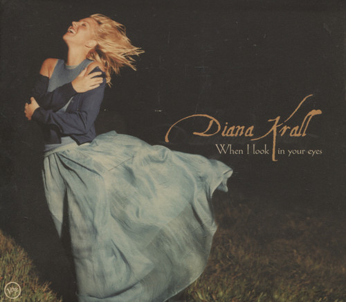 Diana Krall: When I Look in Your Eyes - CD / Compact Disc