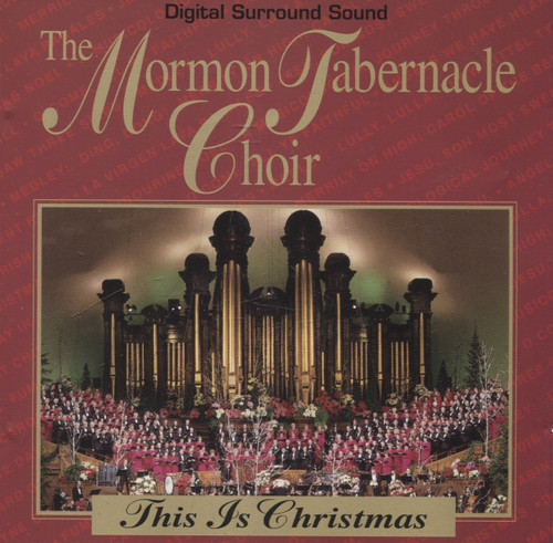 The Mormon Tabernacle Choir: This is Christmas - CD / Compact Disc
