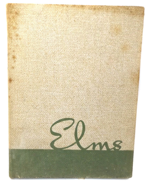 Vintage 1944 Elms - State Teachers College at Buffalo Yearbook - Buffalo, NY