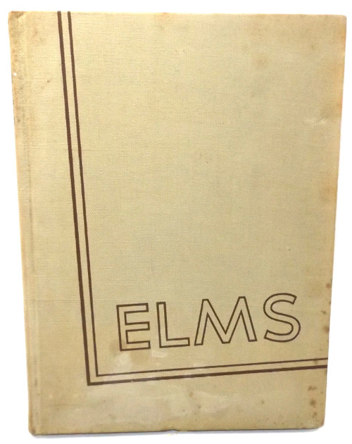 Vintage 1945 Elms - State Teachers College at Buffalo Yearbook - Buffalo, NY
