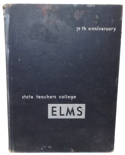 Vintage 1946 Elms - State Teachers College at Buffalo Yearbook - Buffalo, NY