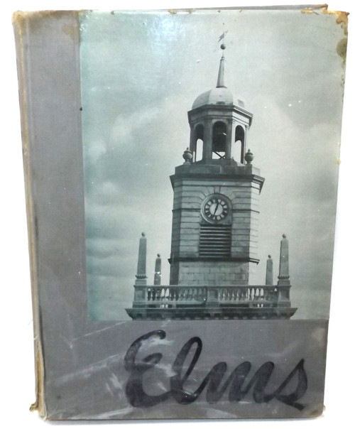 Vintage 1947 Elms - State Teachers College at Buffalo Yearbook - Buffalo, NY