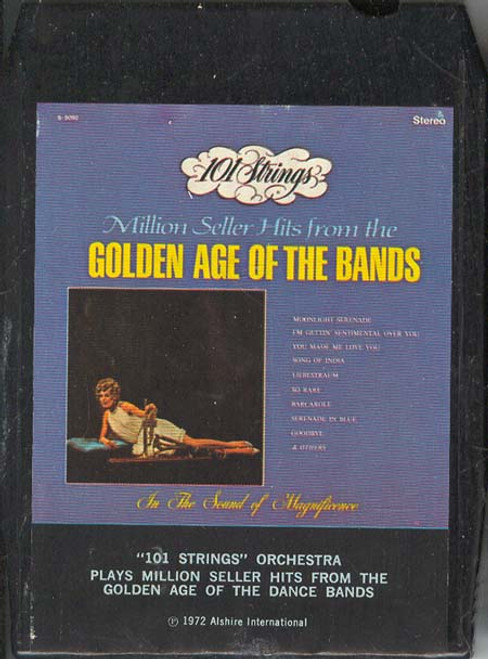 101 STRINGS ORCHESTRA: Plays Million Seller Hits from the Golden Age of Dance Bands
