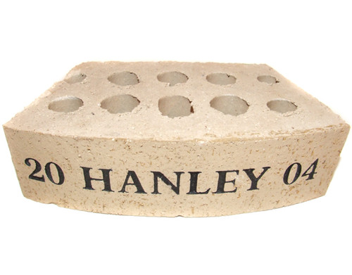 2004 Hanley Brick Inc. Advertising Brick - Summerville, PA