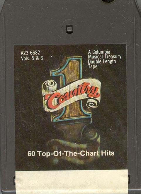 #1 Country, 60 Top-of-the-Chart Hits - Volume 5 & 6