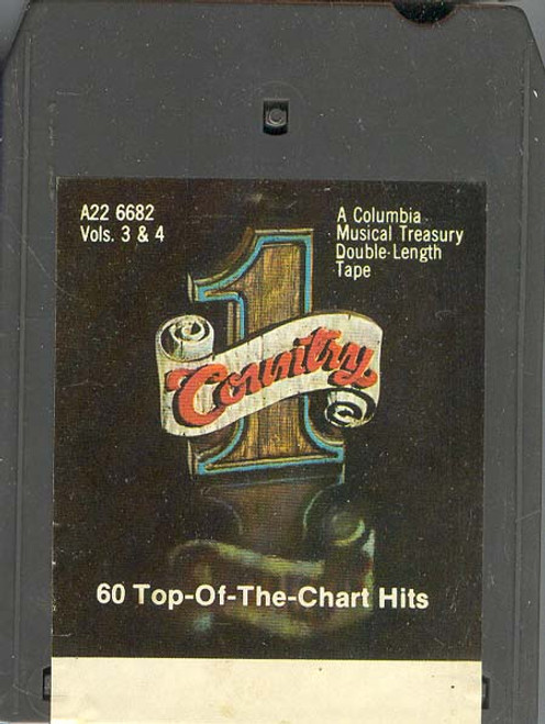 #1 Country, 60 Top-of-the-Chart Hits - Volume 3 & 4