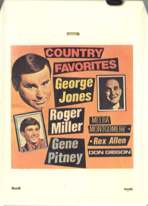 Country Favorites - Various Artists