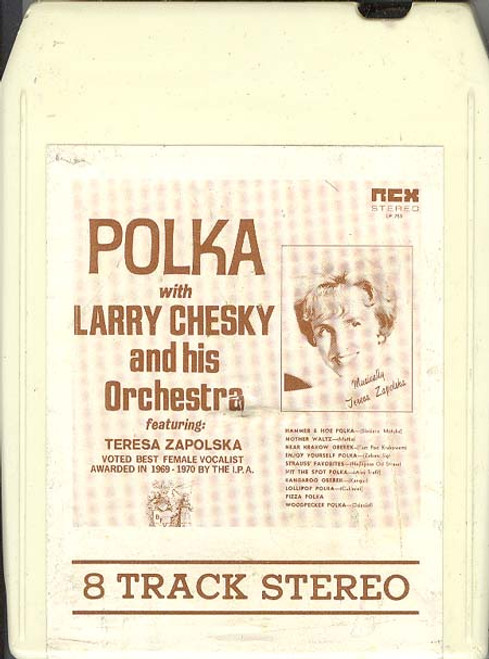 LARRY CHESKY AND HIS ORCHESTRA: Polka