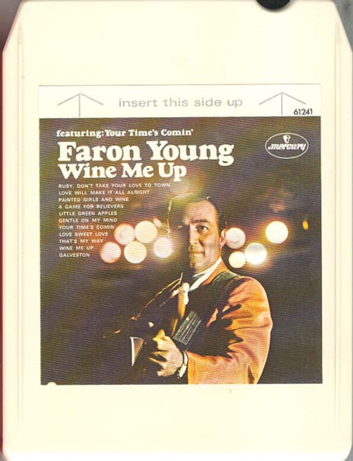 FARON YOUNG: Wine Me Up -13169
