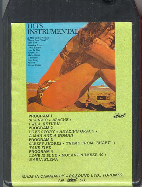 Hits Instrumental (Various Artists)