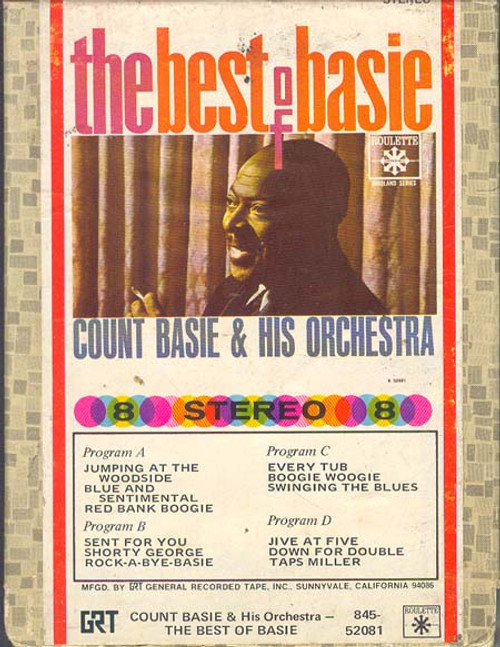 COUNT BASIE & ORCHESTRA: The Best of Basie