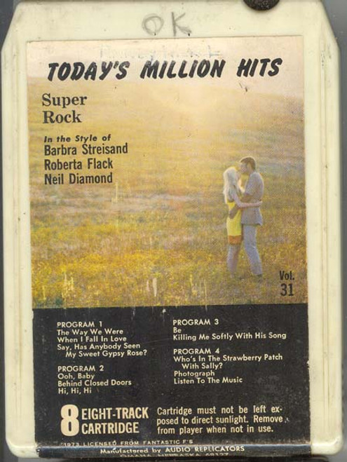 Today's Million Hits - Various Artists
