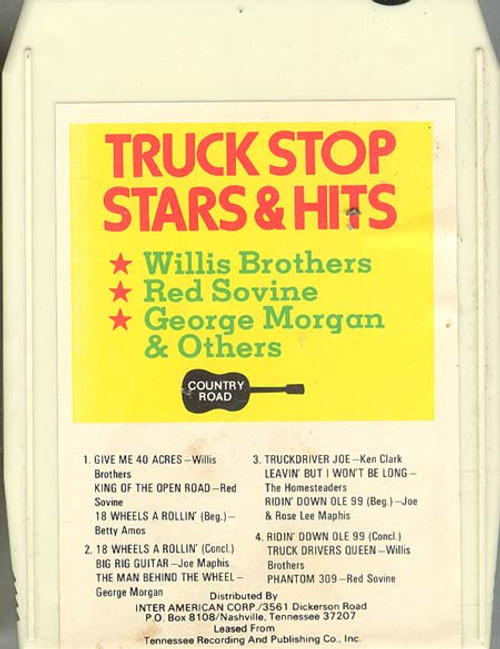 Truck Stop Stars & Hits (Various Artists)
