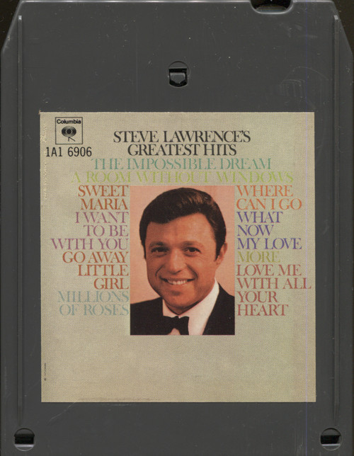 Steve Lawrence: Greatest Hits
