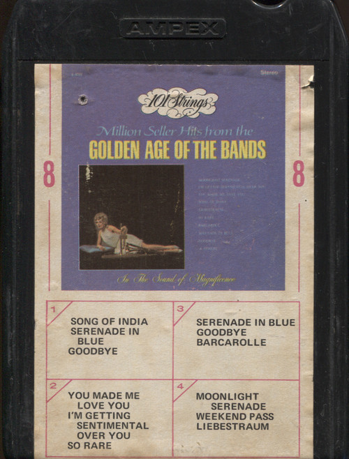 101 Strings: Play Million Seller Hits from the Golden Age of the Dance Bands