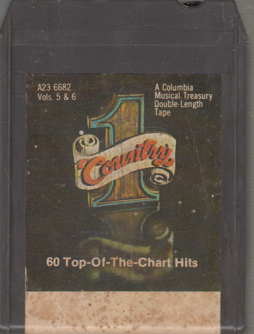 #1 Country, 60 Top-of-the-Chart Hits - Volumes 5 & 6 -3548