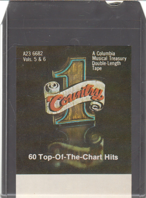 #1 Country, 60 Top-of-the-Chart Hits - Volumes 5 & 6