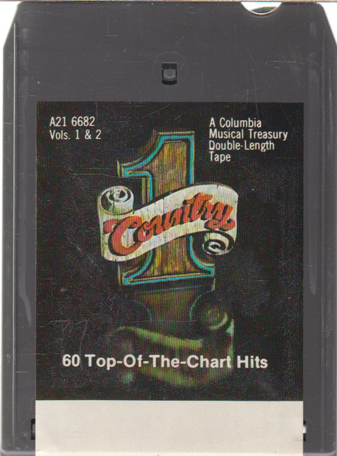 #1 Country, 60 Top-of-the-Chart Hits - Volumes 1 & 2
