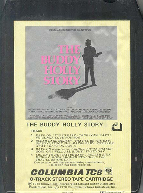 The Buddy Holly Story - Original Motion Picture Soundtrack