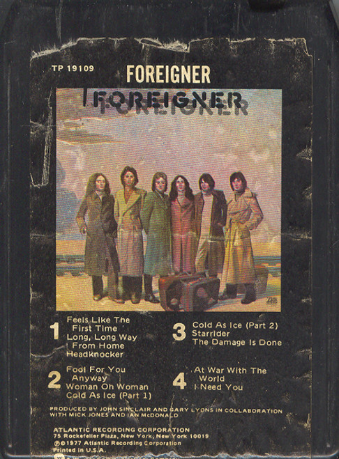 Foreigner: Self-Titled -13765