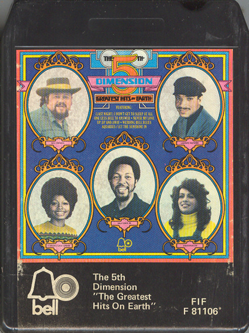 The 5th Dimension: The Greatest Hits on Earth -30628