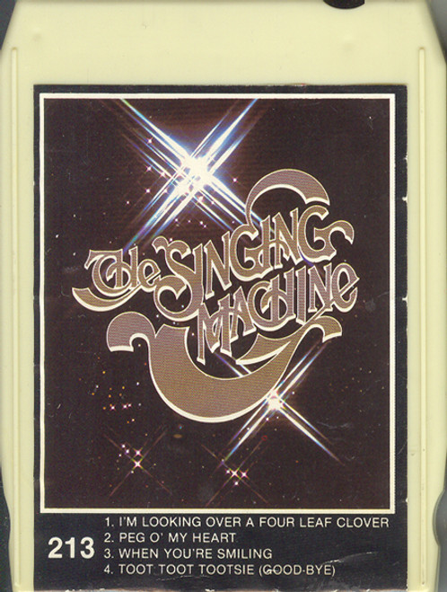 The Singing Machine Karaoke Tape #213 - I'm Looking Over a Four Leaf Clover / Peg O My Heart...