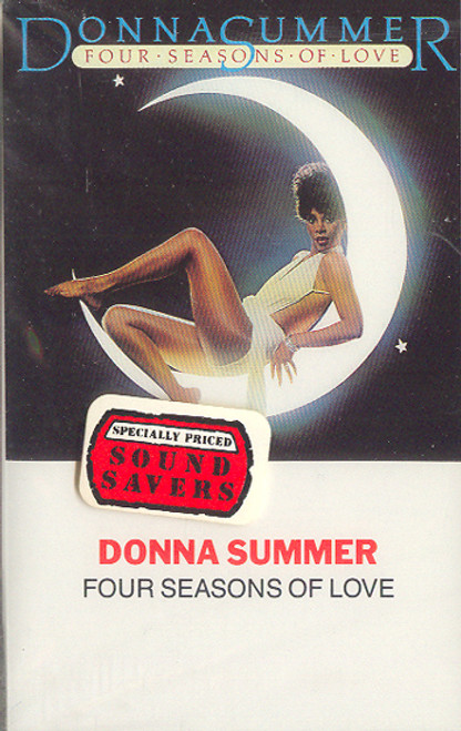 Donna Summer: Four Seasons of Love -12383 Cassette Tape