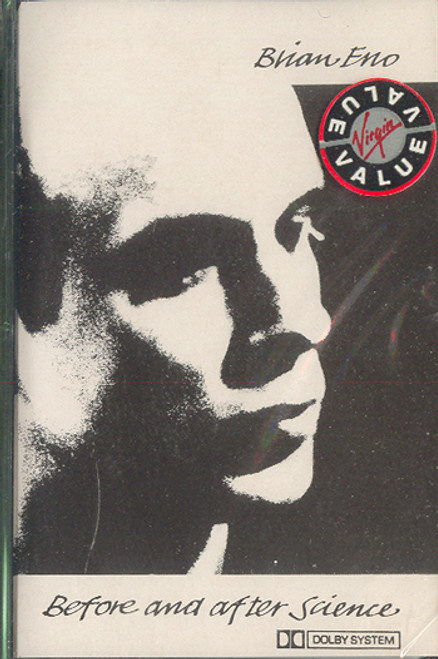 Brian Eno: Before and After Science -9142 Cassette Tape