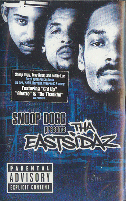 Tha Eastsidaz: Snoop Dogg Presents Tha Eastsidaz Cassette Tape