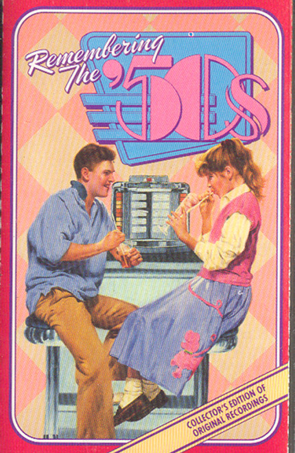 Reader's Digest, Remembering the '50s - #2 -25296 Cassette Tape