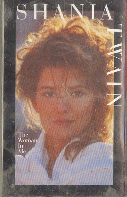 SHANIA TWAIN: The Woman in Me -27394 Cassette Tape